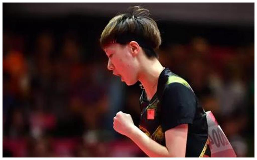 家人买肉夹馍可供她出世界冠军!4次打败伊藤美诚,比别人更希望