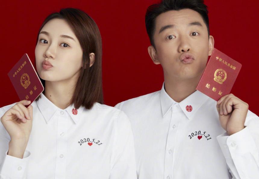单着单着官宣结婚的明星夫妻,郑恺当爸昌珉公开,最后他们已离婚