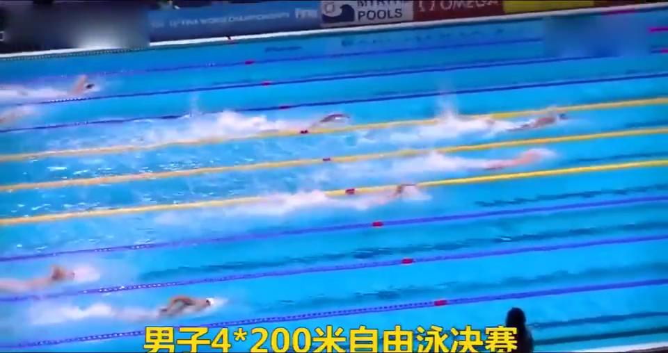 在泳池里飞翔!孙杨生涯巅峰之战,没拿到金牌却让全世界顶礼膜拜!