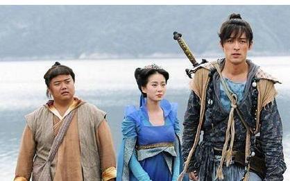 《仙剑四》的拍摄即将开始,但主角不再是胡歌杨幂