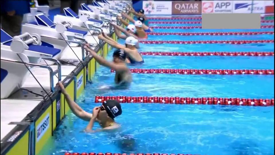 女神刘湘火了!打破尘封十年世界纪录夺亚运50米仰金牌!回顾全程!
