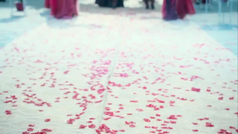 幻城:人鱼公主出嫁了,这简直就是仙女下凡,美到惊艳