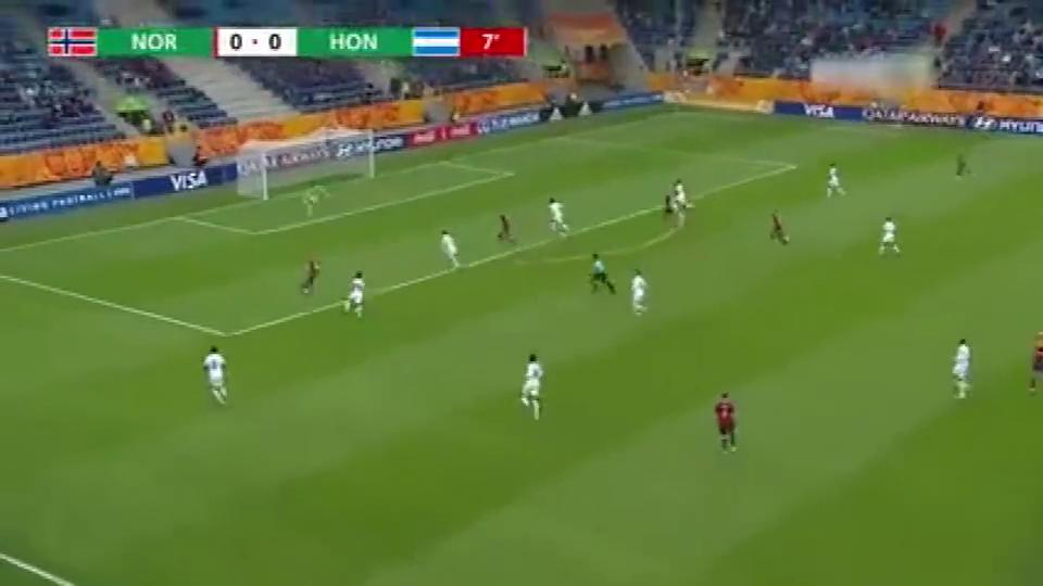 世青赛挪威12-0洪都拉斯,奇耻大辱,但人家没有踩奖杯!