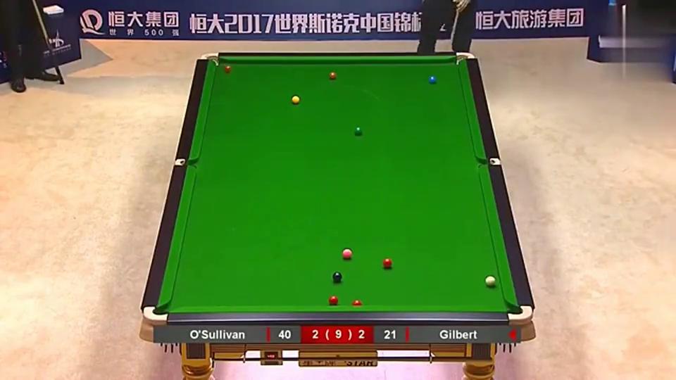 中国斯诺克公开赛难以置信的击球TOP10,选手自己都看懵了