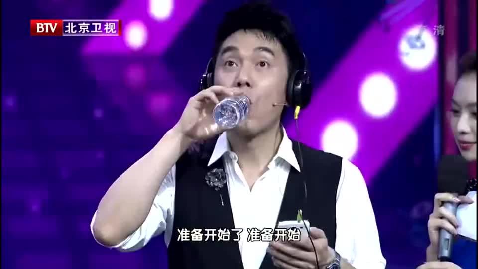 大戏看北京:林依轮玩游戏,杨钰莹忍不住笑场,分分钟猜出答案