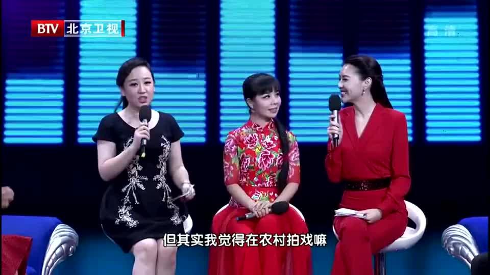 大戏看北京:对于干农活,刘威自信满满,年轻时在农村劳动