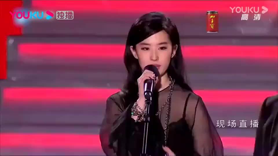 中国好声音:苏有朋是歌迷?拍戏不忘看节目,神仙姐姐魅力就是大