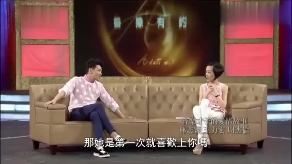 林志颖犯了女人最不能忍受的忌讳,鲁豫:陈若仪真沉得住气!