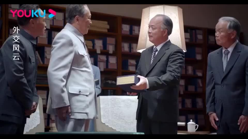 外交风云:日本首相访华后,发表联合公报,蒋家父子开始慌了