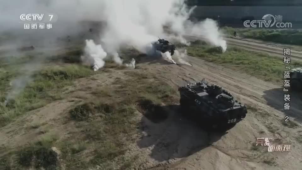 步战车能保障士兵高效完成任务,在战场发挥重要作用兵器面面观