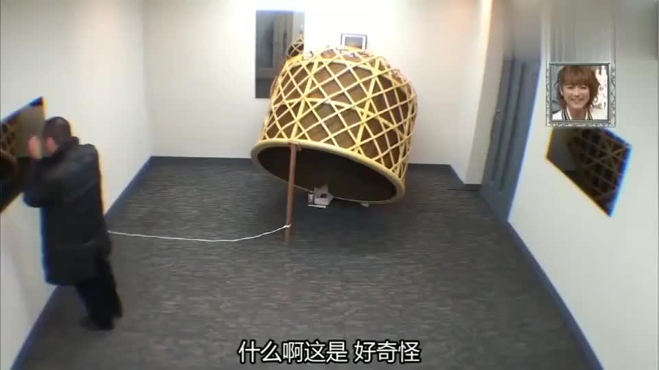日本综艺节目整人大赏,美女竟然被整的洗了个热水澡,太意外了!