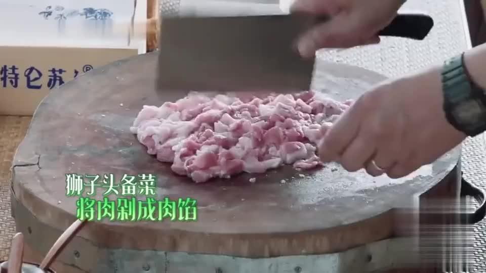 黄磊的猪油哪里来的?看清他操作的过程,才知不是骗人的