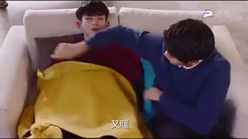 众人怀疑好友性取向,郭俊辰便问好友:怀疑你跟谁?