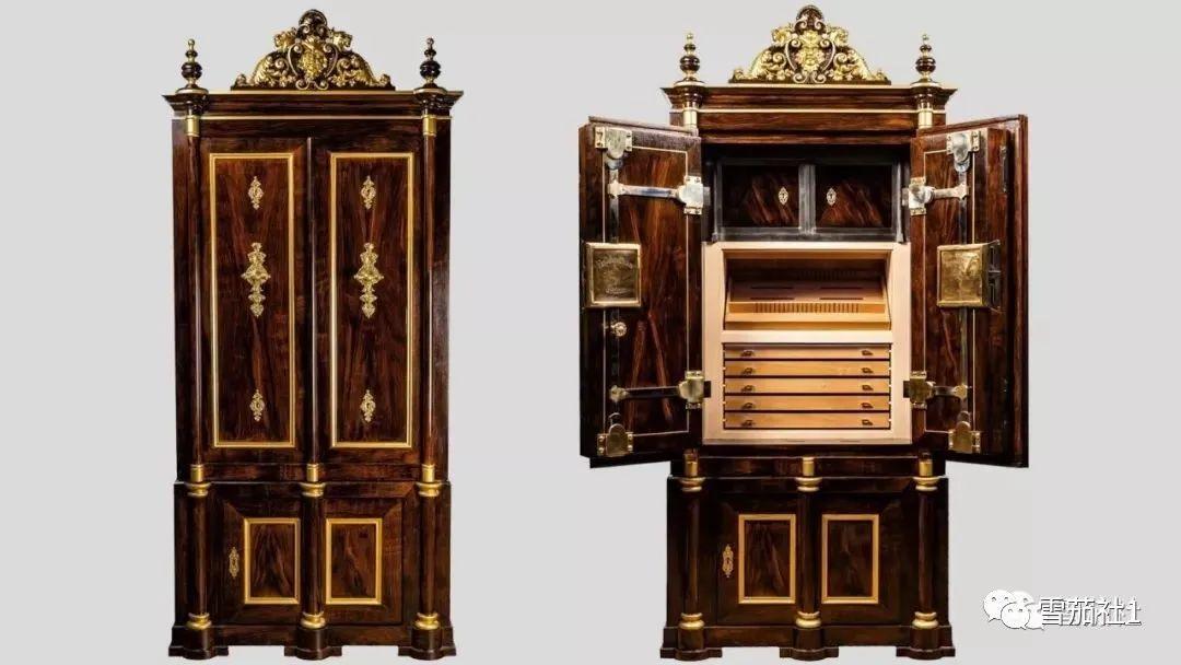 一个雪茄保湿柜叫卖到56万人民币,围观看看这是怎样的奇物