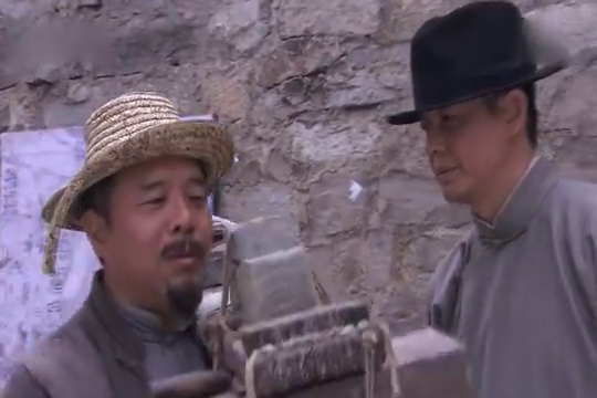 刘洪指派小坡来调查军列爆炸案