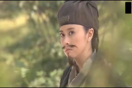 书剑情侠:林志颖何美钿对手戏,穿帮也太明显了吧!