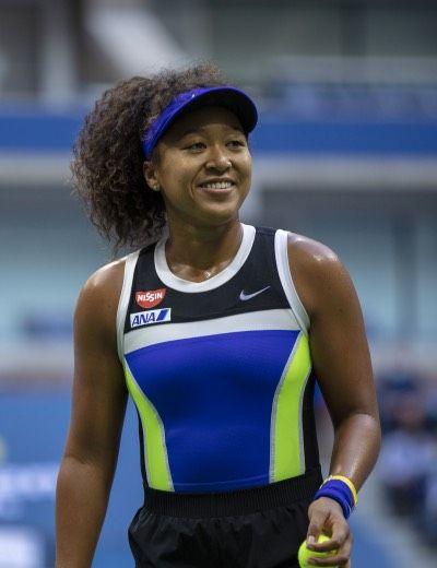 今天是你的生日一一日本女子网球运动员大坂直美