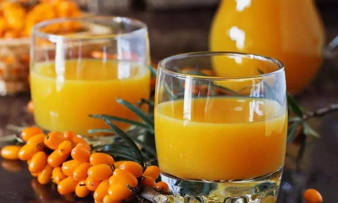 呵护自己,从伊木然胡萝卜沙棘汁开始
