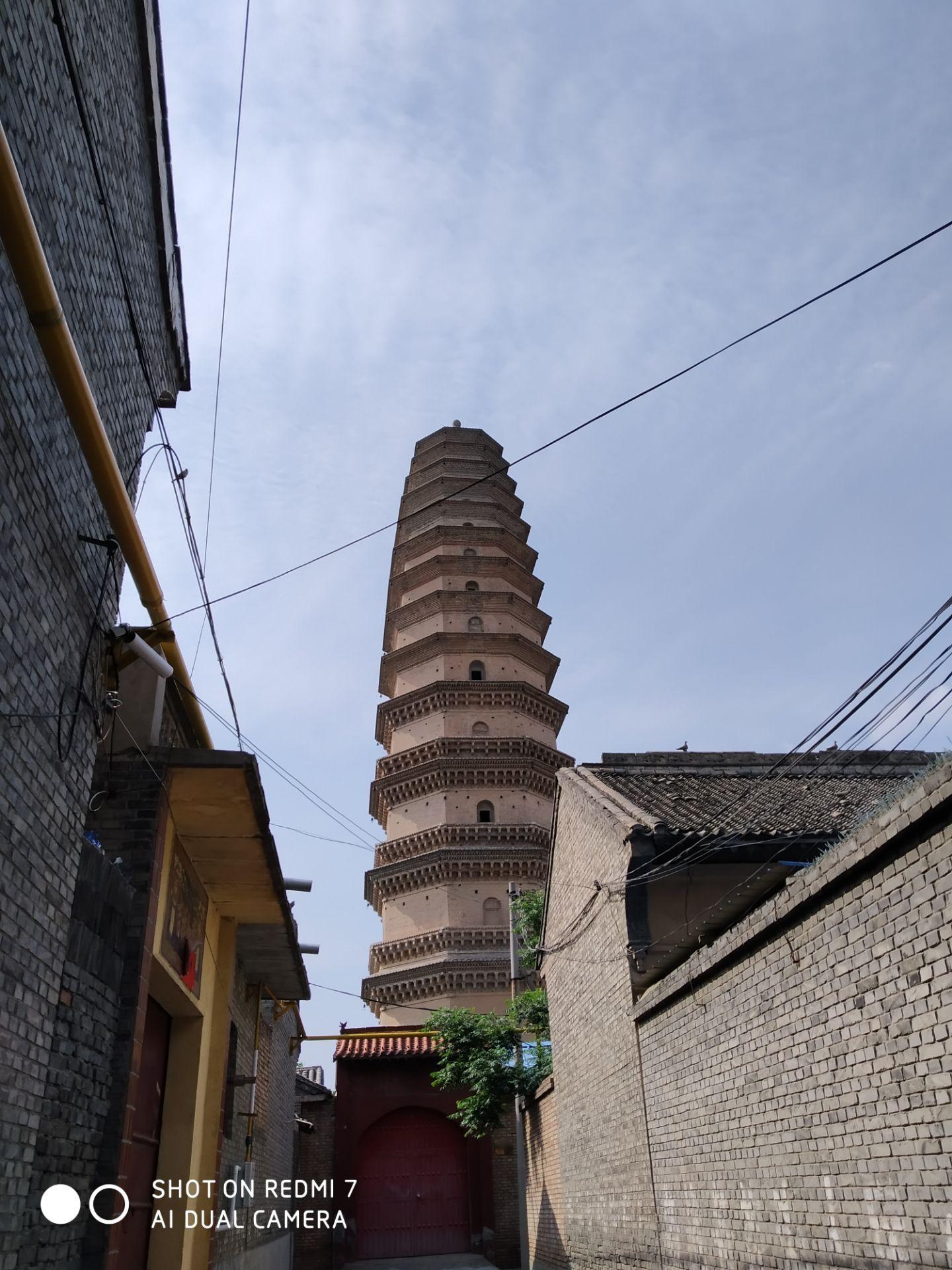 山西省 运城市 太平兴国寺塔