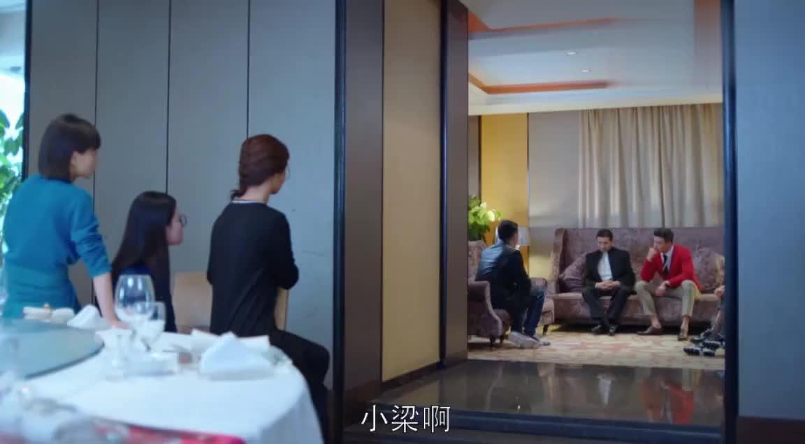 欢乐颂:小包总出面帮樊家解决麻烦,樊胜美家债务的事情完美解决