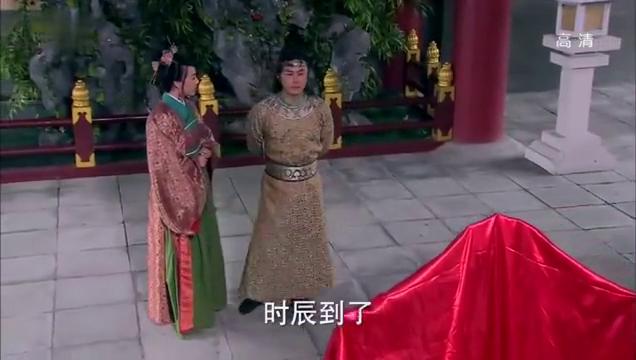 李世民坐上梦寐以求的皇位,将大唐历史掀开新的一页