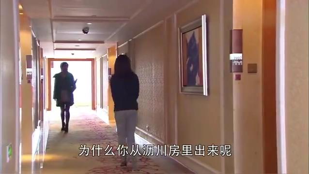 遇见王沥川:小秋大早从沥川房间出来,女助理撞见脸色都不好了