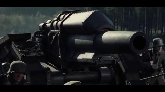 一战时期的战争特点是巨炮深壕,这加农炮看样子就是威力巨大