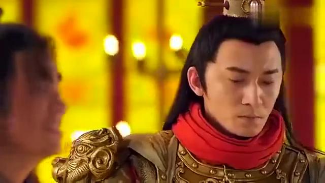 李元霸和宇文成都比武,只用一锤就将他打飞,真厉害