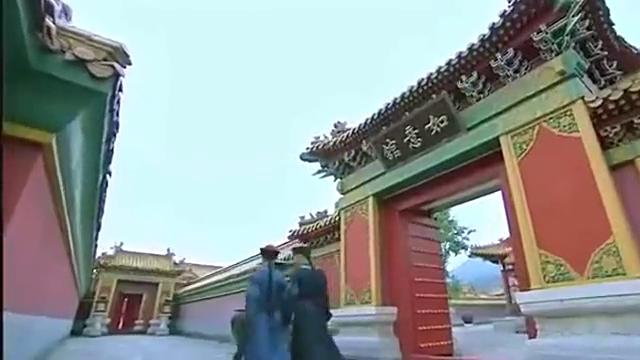 小燕子紫薇带着香妃来看班杰明 却被老佛爷撞个正着又有麻烦了
