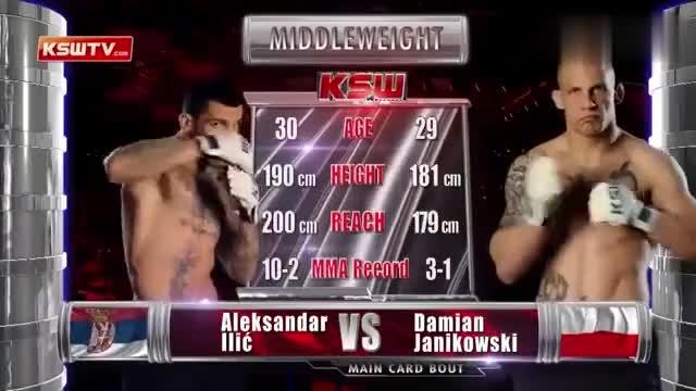 MMA纹身肌肉壮汉往死里打,鲜血流溢满地,人都晕了还要砸拳