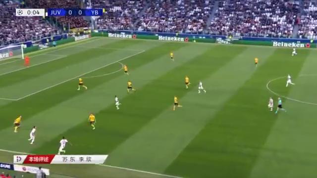 欧冠-状态爆表!迪巴拉帽子戏法助尤文3-0轻取年轻人