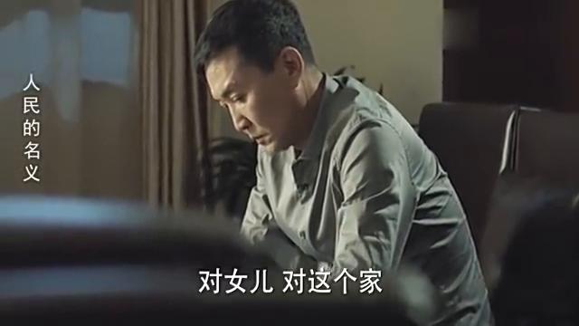 妻子欧阳菁埋怨李达康,一番扎心的话怼的丈夫无言