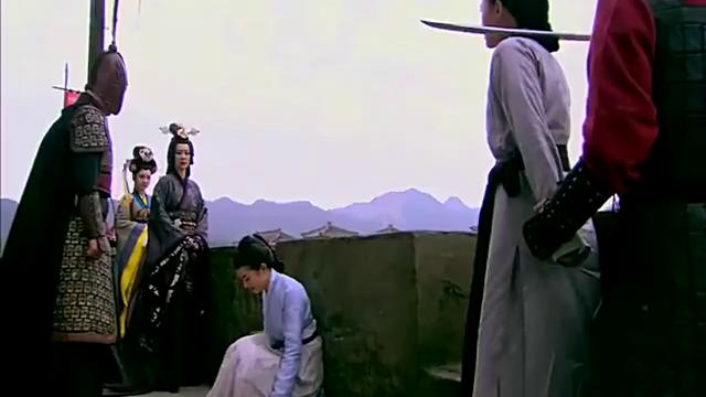 为了不连累高湛,陆贞居然从城墙跳下去,死都要秀恩爱吗?