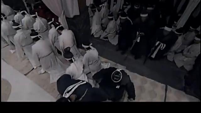 国丧期间,新君主为大雪灾情把三牲祭品,特制丧服,锦衣都取消了