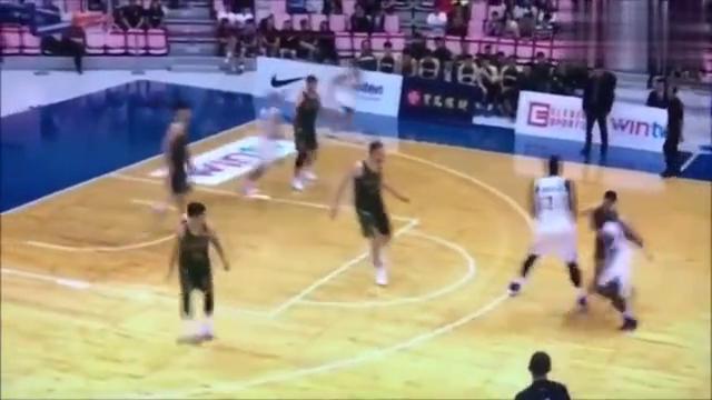 曾经的全美第一高中生!O.J.梅奥台湾篮球联赛首秀14分2助攻集锦