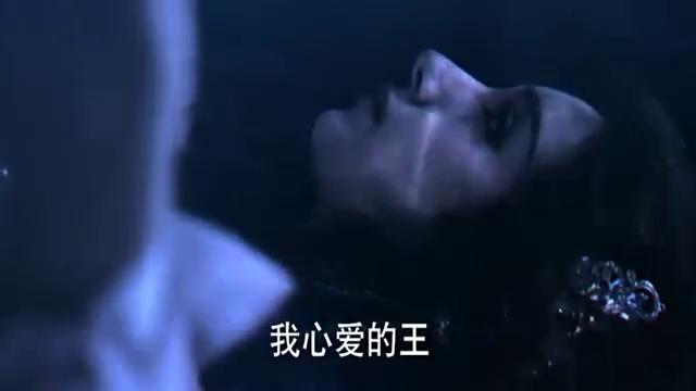 人鱼公主跳海自杀,没想到樱空释也跟着跳了下去,虐心啊