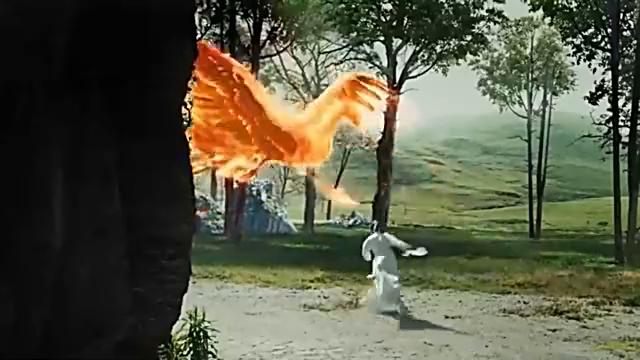 三生三世:司音放过火凤凰,灵宝天尊送她破云扇,这下有两把宝扇