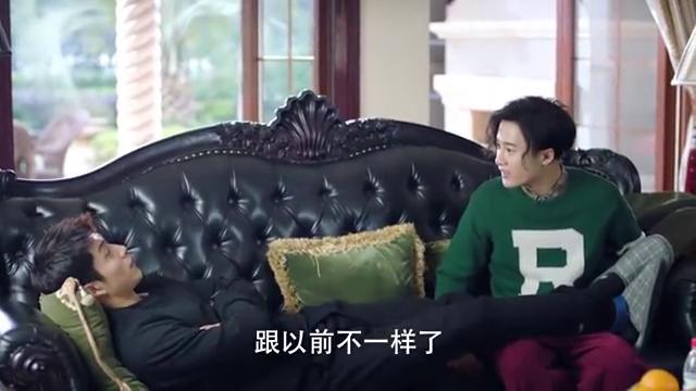 原来你还在这里:程铮说苏韵锦让他有更多的动力,周子翼却这样说