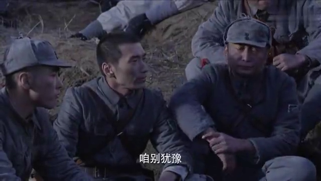 东风破:政委用赌约让团长同意,结果中了敌人的计,队伍遭炮击
