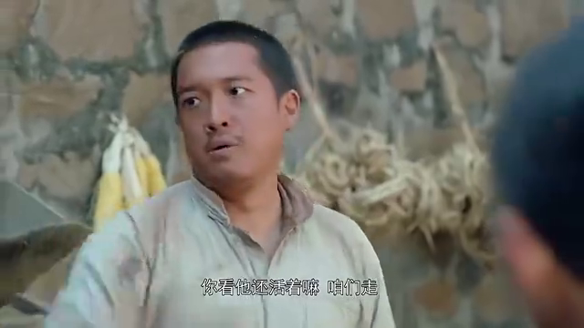 大兵受了严重感染,没想到中国大妈口嚼中药,真的有作用