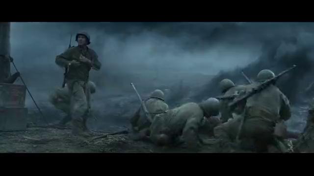 血战钢锯岭:二战时期,参军不拿枪的他,却成为英雄归来