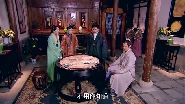 江杭两家是至交,不料杭父却总是成为江父的影子,这让他不平衡了