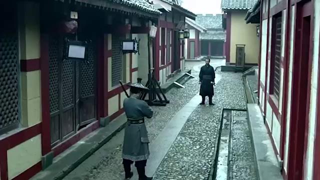 《琅琊榜》江左盟挑战天泉山庄,精彩打斗不输武侠大片!
