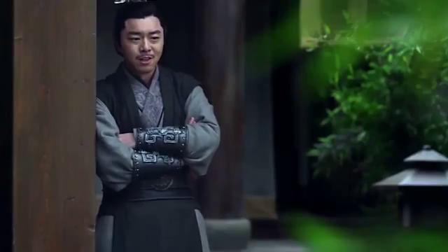 《琅琊榜》飞流蒙将军打架,梅长苏看热闹