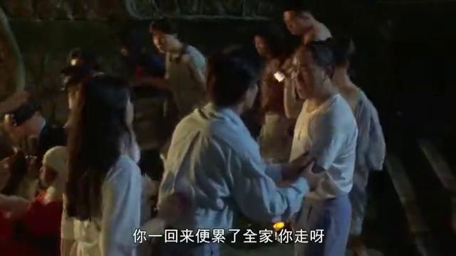 狱中龙:刘德华得罪了黑帮,小弟也跟着受牵连,全身被烧伤!