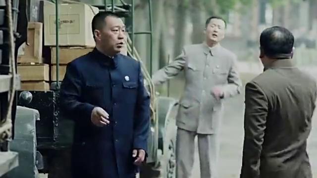 北平无战事:马汉山张口就骂人,不料一看竟是副局长,瞬间变怂!