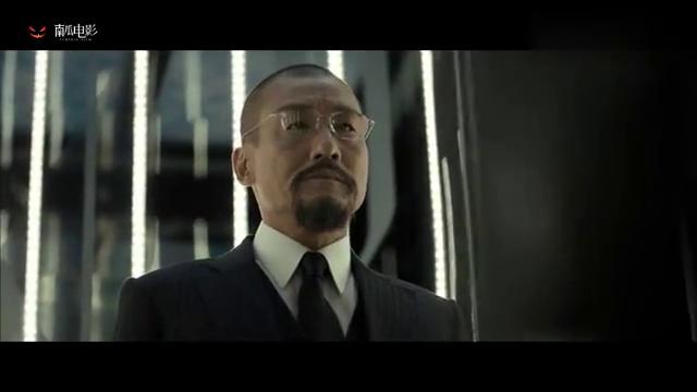 寒战:刘杰辉约见李文彬,原来那个告密者就是他,自演了一段!