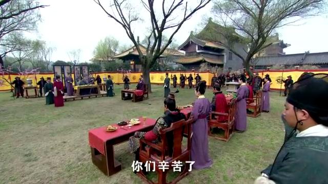 精忠岳飞:皇上给岳元帅封官,怕岳飞谋反,夺了岳飞的兵权