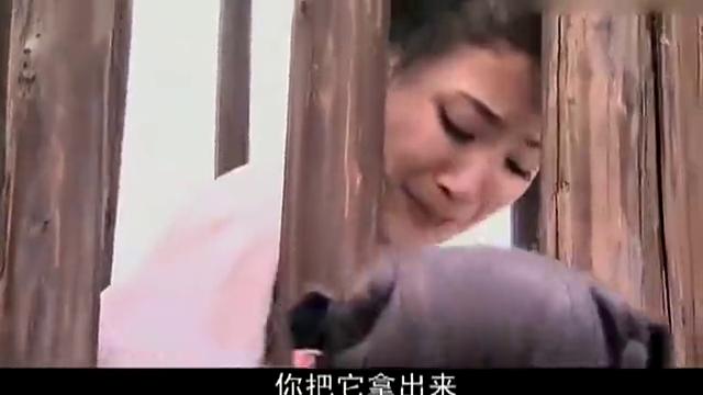 美人心计:慎儿送母亲到刑场,最后分别的那一刻,把我看哭了!