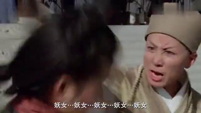 张三丰一人面对五大门派,为弟子张翠山撑腰,真是太霸气了